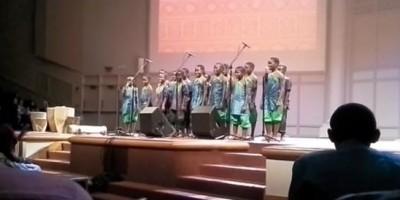 Children's Choir Screenshot