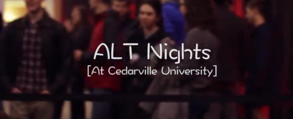 """What do students like about SLP ALT Nights? """"Rogue One"""""""